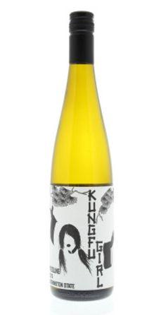 8 Must Try Riesling Wines: Wine of the Week: Kung Fu Girl Riesling 2013 (WA) $12