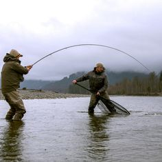 Fly fishing is the most beautiful way to catch a fish