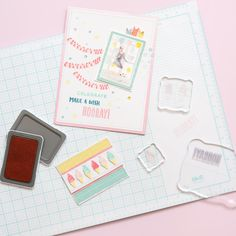 Sketch, doodle, write, stamp, then tear away with the Paper Pad Work Space by We R Memory Keepers! Now available at Joann Stores and other craft retailers.