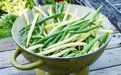 Why Green Beans Are Fruits and Strawberries Are Not