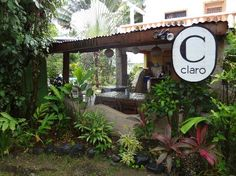 Dining in Cabarete, DR - Cafe Claro which includes vegan breakfast food too!