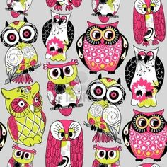 owl doodles - Google Search