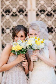 Dama de honra e a noiva #maidofhonor
