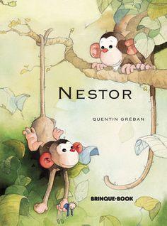 Nestor era um macaquinho que queria sair sozinho em busca de aventuras. Seu pai, preocupado, lhe pediu para tomar cuidado e avisou o que ele poderia encontrar pela floresta.