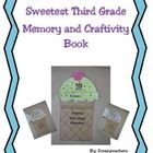 This product is a memory and craftivity book that the students can make throughout third grade or as an end of the year activity. This product cont...