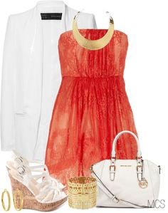 """""""Sassy and Strapless"""" by mclaires on Polyvore"""