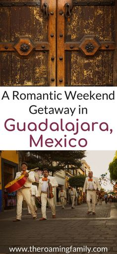Are you looking for a fun getaway with your special someone? You have to take a trip to Guadalajara, Mexico. We will share our favorite thing to do in Guadalajara (including a tequila tasting train ride), where to stay in Guadalajara, food to try in Mexico, and much more. Come check out our favorite parts of our trip to Guadalajara and save it to your travel board so you can find it later. #guadalajara #mexicovacation #couplestravel #romantictrip #gudalajaramexico #weekendgetaway…
