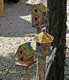 John H. Morris, JR. - Bird House & Structures