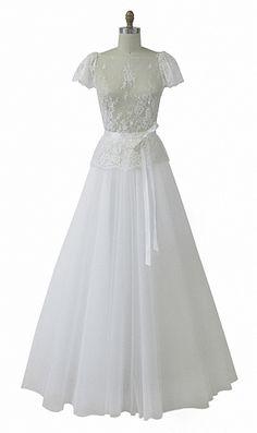 KAREN WILLIS HOLMES - 'Emily Blouse & Margot Skirt' wedding gown