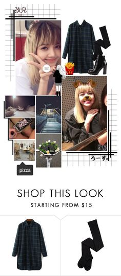 """🍟Out For Lunch With Lisa🍟"" by fantasy-lover-0719 ❤ liked on Polyvore featuring Jeffrey Campbell and KEEP ME"