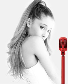 "New photo of Ariana for the ""My Everything"" target edition"