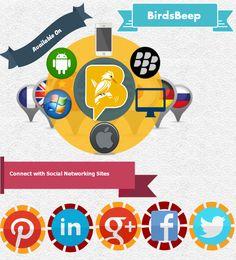 #BirdsBeep Available on App Store