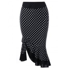 SHARE & Get it FREE | Bowknot Embellished Polka Dot Mermaid SkirtFor Fashion Lovers only:80,000+ Items·FREE SHIPPING Join Dresslily: Get YOUR $50 NOW!