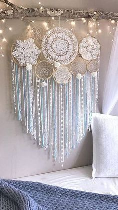 30 Newest Master Bedroom Ideas For Wonderful Home dreamcatcher master bedroom nook ideas Romatic MasterBedroomIdeas dreamcatchers 30 Newest Master Bedroom Ideas For Wonderful Home dreamcatcher master bedroom nook ideas Romatic MasterBedroomIdeas Dream Catcher Bedroom, Doily Dream Catchers, Dream Catcher Decor, Dream Catcher Boho, Bedroom Nook, Bedroom Decor, Master Bedroom, Bedroom Ideas, Bed Room
