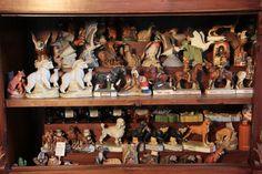 Miniaturas de Porcelana e Cerâmica