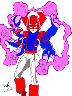spiral(marvel)/spartan (wildc.a.t.s. image comics/ wildstorm)