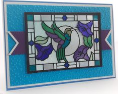 Sue Wilson stained glass collection