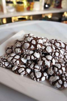 Ραγισμένα Μπισκότα