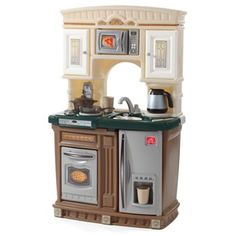 toys at Kohl's - This Lifestyle Fresh Harvest Kitchen playset features everything she needs to cook up a pretend meal. Shop the full selection of toys and games at Kohl's. Pretend Play Kitchen, Play Kitchen Sets, Toy Kitchen, Play Kitchens, Harvest Kitchen, Baby Freebies, Baby Girl First Birthday, Best Kids Toys, Developmental Toys