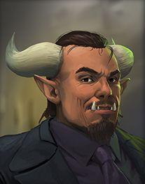 male troll, shadowrun