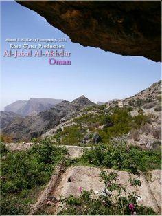 Green Mountain - Oman