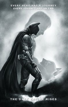 10 Fan Made DARK KNIGHT RISES Posters Actually WorthHanging - News - GeekTyrant
