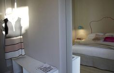 Unsere Zimmer sind einfach, aber komfortabel.