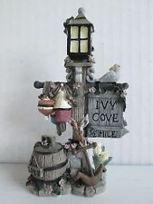 """Ivy & Innocence Coll  Ivy Cove """"Half A Mile To Ivy"""" 05612 Cast Art Numbered MINT"""
