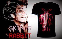 Skinog #RABBIT Koszulka T-shirt http://skinog.pl/index.php/sklep-skinog/skinog-rabbit