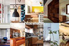 ブルースタジオ:blue studio × リノベーション
