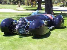 Duesenberg Neo ... One Extremely Cool Roadster!! :-)