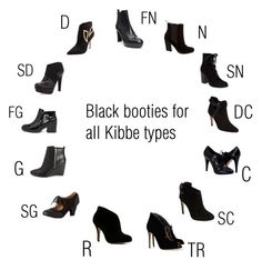 Black booties for all Kibbe types by ithinklikeme on Polyvore featuring polyvore, fashion, style, Topshop, ALDO, Gianvito Rossi, Elorie, Forever 21, Donald J Pliner, Sarah Flint, Stuart Weitzman, Robert Clergerie, Pull&Bear, Carrano, women's clothing, women's fashion, women, female, woman, misses, juniors and KibbeTypes