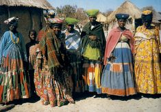 The Venda women of Southern Africa who are related to the culture that built the Great Zimbabwe in Zimbabwe, are famous for the hats and cloaks they wear and the ancient beads worn around their necks that represent their ancestors. African Culture, African Art, Zimbabwe History, Land Of The Brave, All About Africa, African Diaspora, Black Women Art, East Africa, Ancient Civilizations