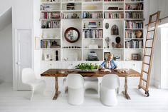 Dining room - interiors - decor - interior design - apartment interiors