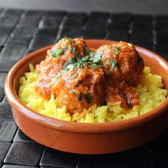 Turkey and Rice Meatballs - Allrecipes.com