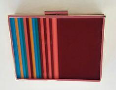 Extravagantná farebná kabelka  ALEX. MAX