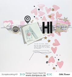 Bits & Pieces: * Hi * (Dani Peuss Maikit)