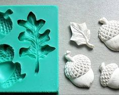 Your place to buy and sell all things handmade Polymer Clay Projects, Resin Crafts, Paper Crafts, Resin Molds, Silicone Molds, Arts And Crafts Supplies, Mold Making, Cold Porcelain, Clay Creations