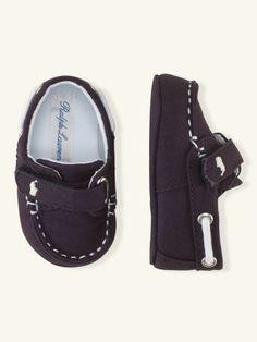 hehehe baby polo shoes