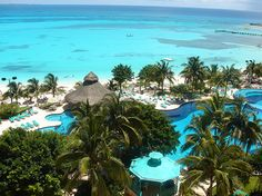 Cancun, been there!