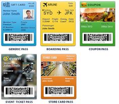New service delivers passes for Apple's Passbook via text message