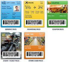 Recibir Pases para Passbook a través de MMS Ya es Posible