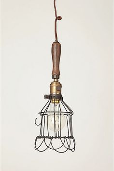 vintage light...really want one!
