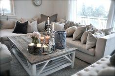Haal de warme wintersfeer naar binnen in het interieur!