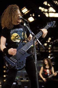 Dear Guitar Hero: Jason Newsted Talks Flotsam and Jetsam, Voivod, Getting Hazed by Metallica and More | Guitar World