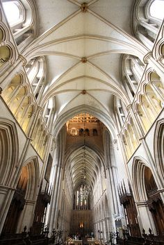 Southwark Cathedral, London Bridge, London, England