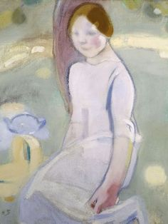 It's About Time: Woman Artist - Helene Schjerfbeck (1862-1946) Paints Children