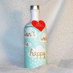 Valentínska fľaša Don´t worry...