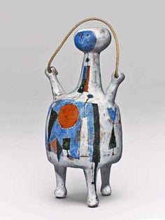 Bilderesultat for roger capron ceramics Ceramic Pots, Ceramic Tableware, Ceramic Pottery, Pottery Art, Josef Albers, Ceramic Figures, Ceramic Artists, Contemporary Ceramics, Modern Ceramics