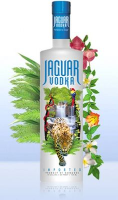 Jaguar Vodka Vodka Bottle, Drinks, Jaguar, Food, Products, Vodka, Drinking, Beverages, Essen